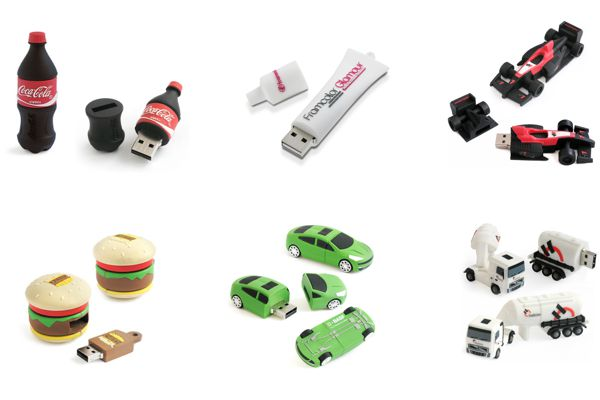 Dettaglio USB 3D